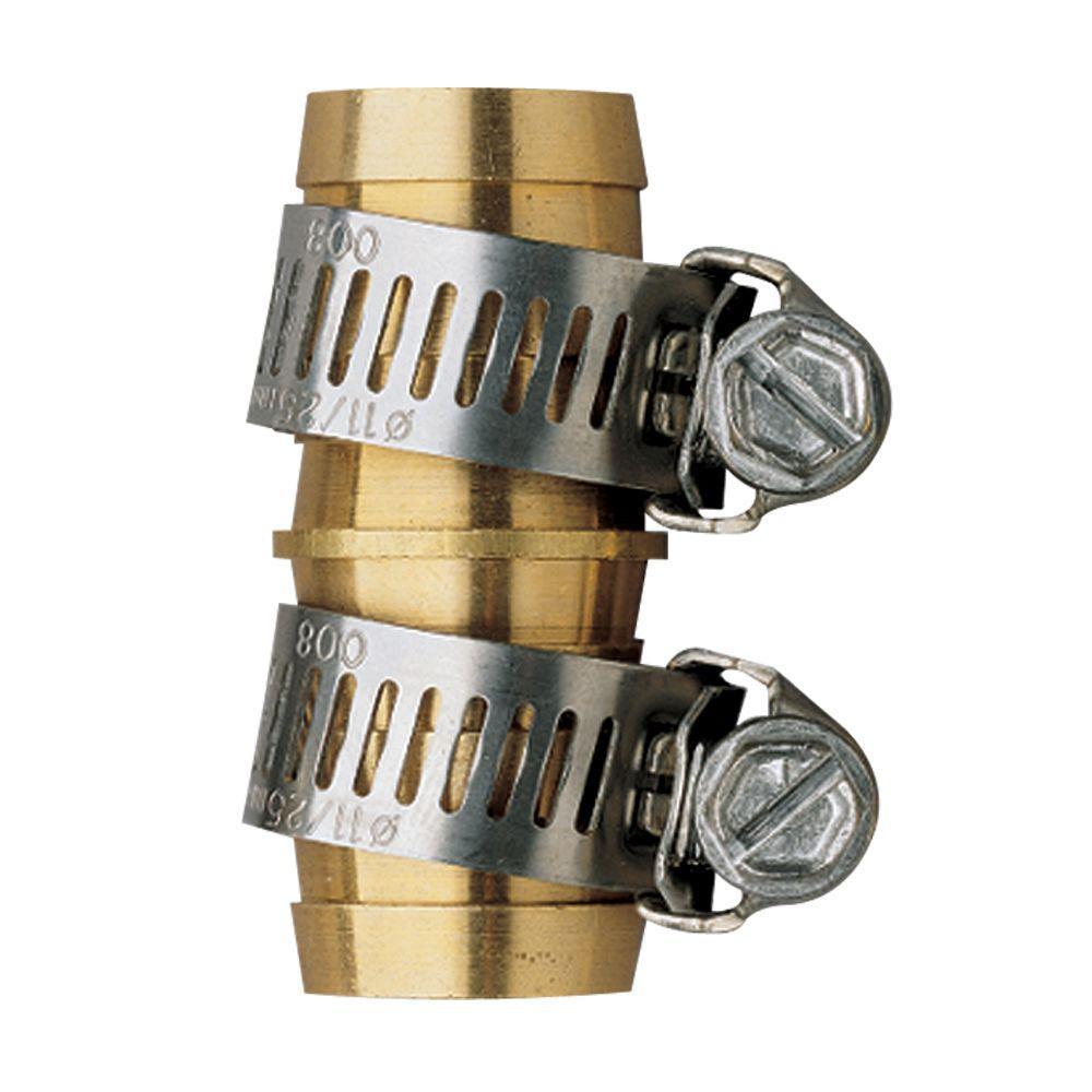 Orbit 5/8 in. Inline Male Metal Mender