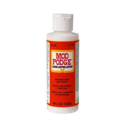 4 oz. Gloss Decoupage Glue
