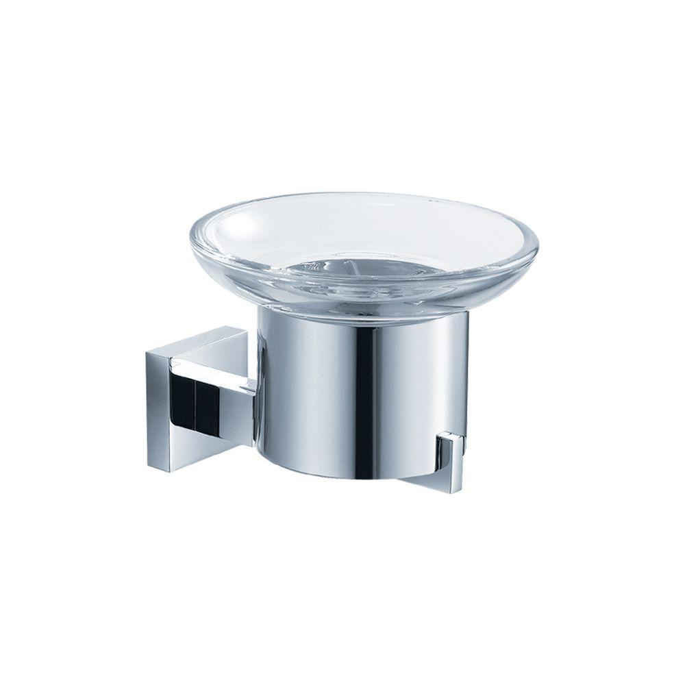 Glorioso Wall Hung Soap Dish in Chrome