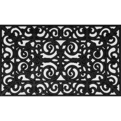 Rubber Outdoor/Indoor Door Mat