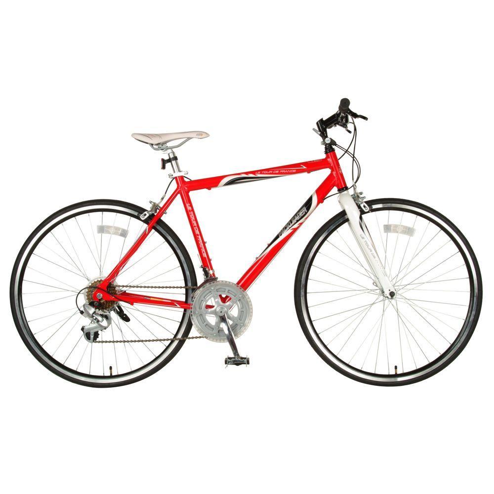 Tour de France Packleader 700c Adult Bike - 51 cm Frame