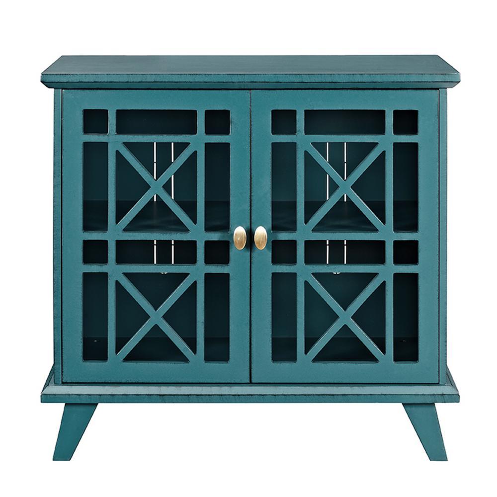 Gwen Blue Other Storage Furniture