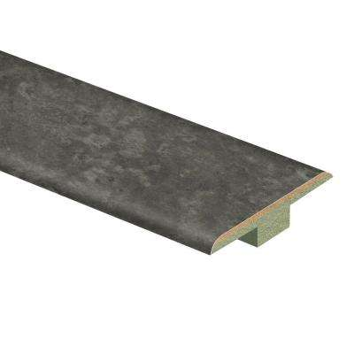 Slate Shadow 7/16 in. Thick x 1-3/4 in. Wide x 72 in. Length Laminate T-Molding