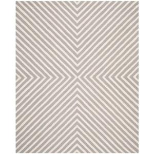 Safavieh Cambridge Silver/Ivory 8 ft. x 10 ft. Area Rug by Safavieh