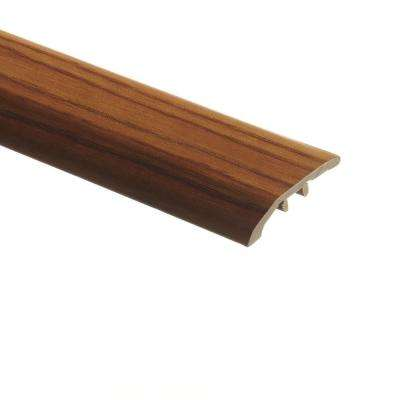 Amber Ash 5/16 in. Thick x 1-3/4 in. Wide x 72 in. Length Vinyl Multi-Purpose Reducer Molding