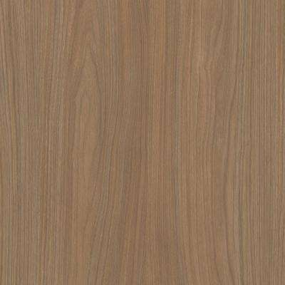 4 ft. x 8 ft. Laminate Sheet in Uptown Walnut with Premium SoftGrain Finish