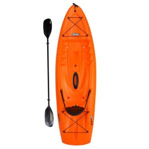 Click here to buy Lifetime 8.5 ft. Hydros Kayak with Paddle and Backrest by Lifetime.