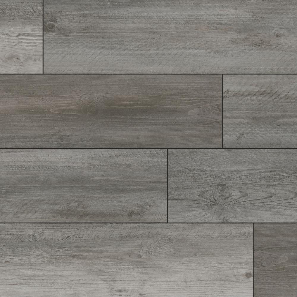 Aubrey Stormy Sea 9 in. x 60 in. Rigid Core Luxury Vinyl Plank Flooring (22.44 sq. ft. / case)