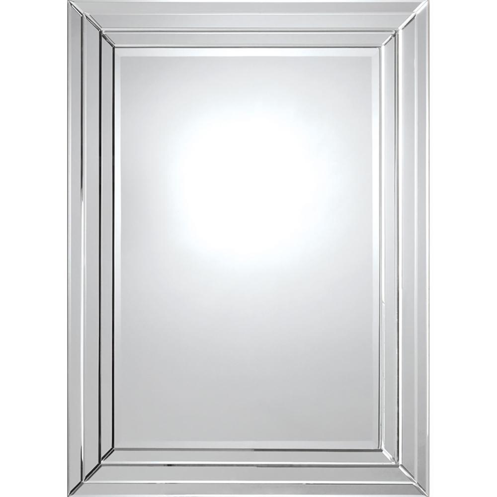 Bryse 36 in. H x 48 in. W Vertical Mirror