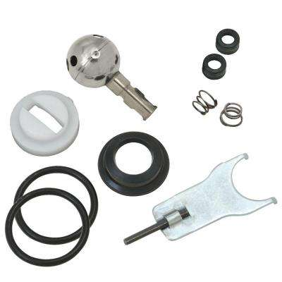 Repair Kit for Crystal Knob Handle Single-Lever Faucets