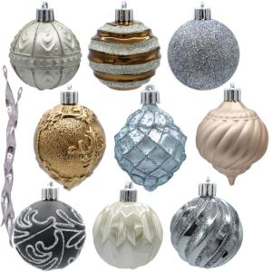 Ashford Meadows 60 mm Assorted Ornament (101-Count)