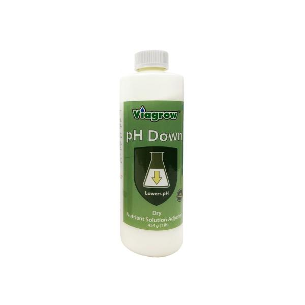 1 lb. Dry pH Down Nutrient Solution Adjuster