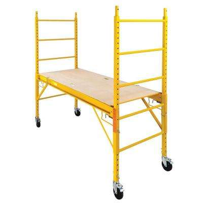 Baker 6 ft. x 2 ft. x 6 ft. Scaffold 1000 lb. Load Capacity