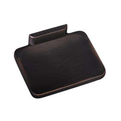 Hennessey Soap Dish in Oil Rubbed Bronze