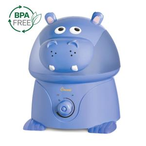Crane 1 Gal. Cool Mist Humidifier, Hippo by Crane