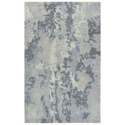 Vogue Gray 9 ft. x 12 ft. Area Rug