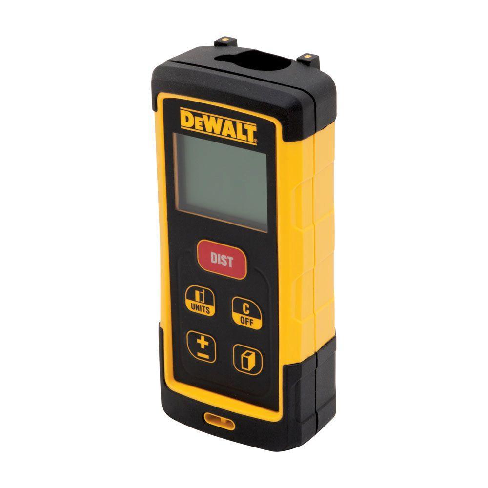 Dewalt Distance Measurer Cross-Line Laser Level by DEWALT