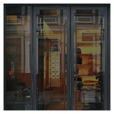 36 in. x 50 ft. Bronze Sun Control and Privacy Window Film