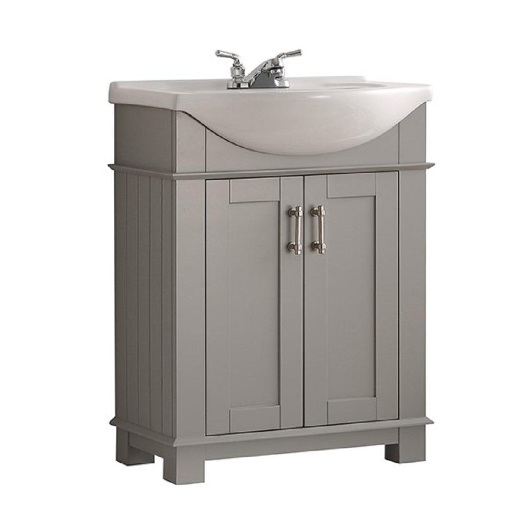 Fresca bradford 30 in w traditional bathroom vanity in - Traditional style bathroom vanities ...
