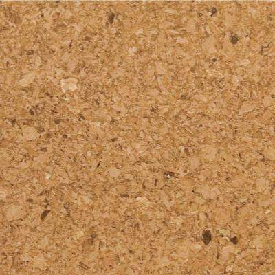 Lisbon Natural 1/2 in. Thick x 11-3/4 in. Wide x 35-1/2 in. Length Cork Flooring (23.17 sq. ft. /case)