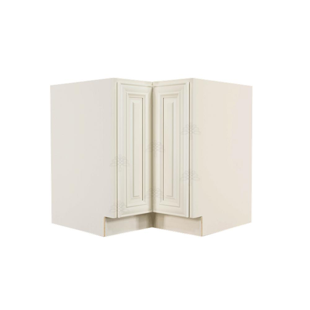 LIFEART CABINETRY Princeton Assembled 36 in. x 34.5 in. x ...