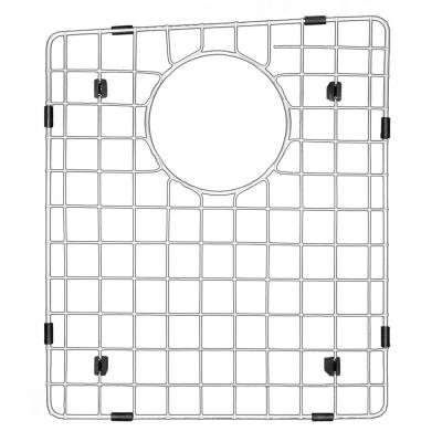12 in. x 14-1/4 in. Stainless Steel Bottom Grid