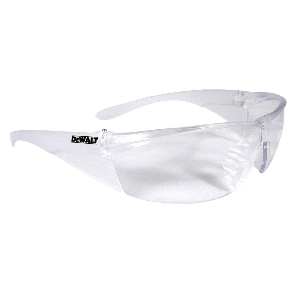 DEWALT Safety Glasses Structure with Clear Lens