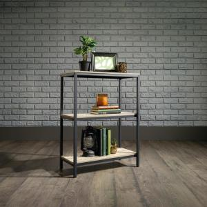 North Avenue Charter Oak 3-Shelf Bookcase