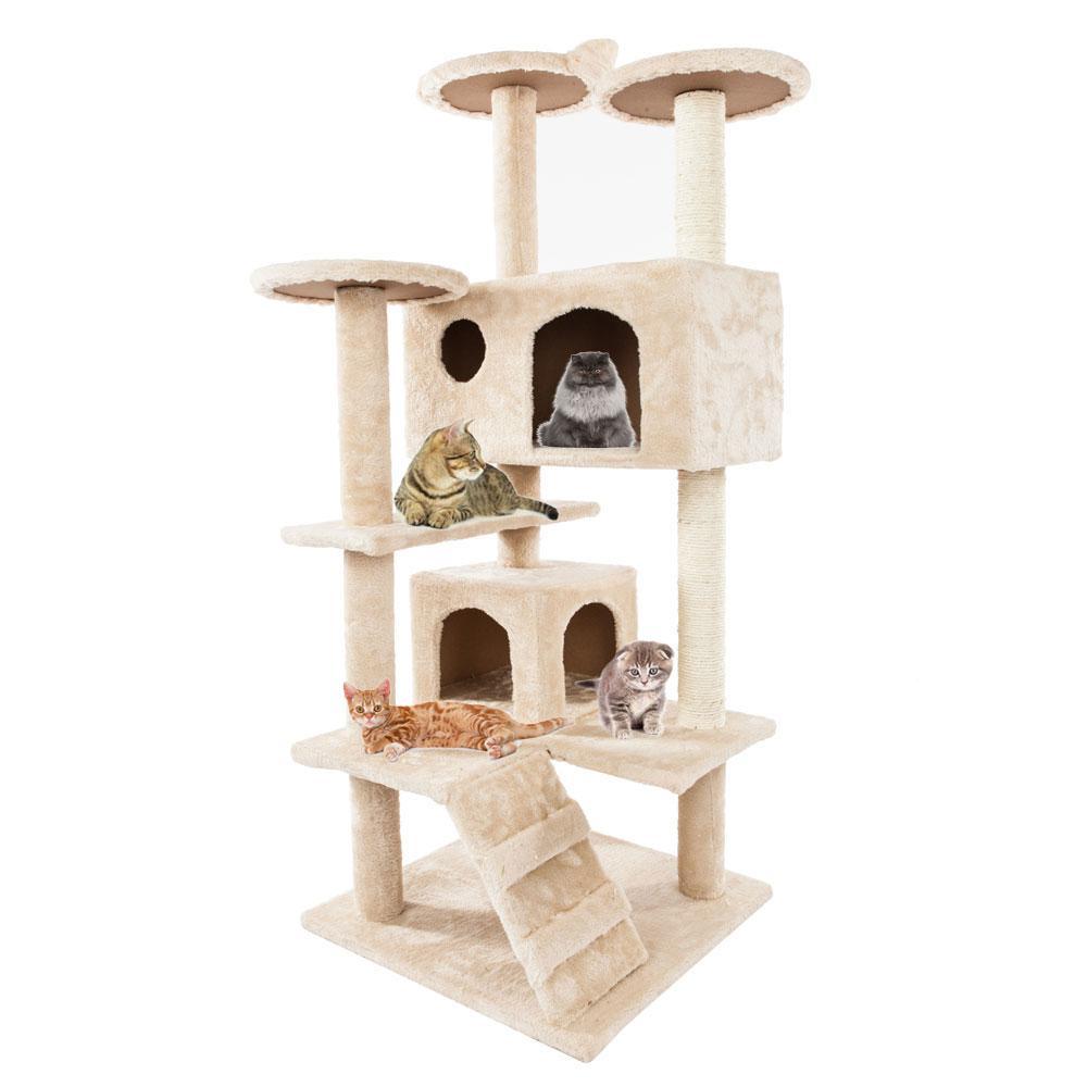 TRIXIE Bream Baza Grande Cat Tower-44543