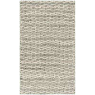 Natura Gray 3 ft. x 5 ft. Area Rug