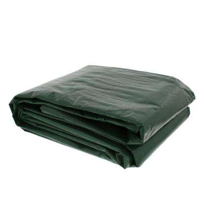9 ft. x 12 ft. Medium Duty 5 mil Tarp
