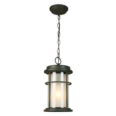 Helendale Zinc 1-Light Hanging Light