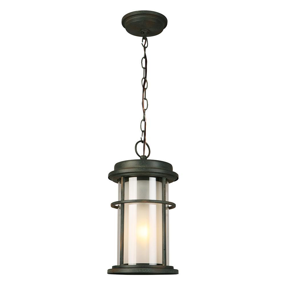 Helendale Zinc 1-Light Hanging Light
