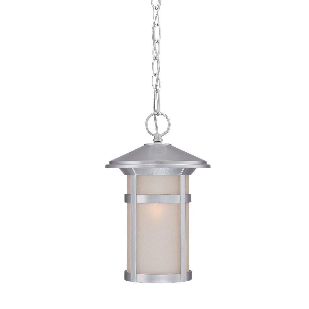 Acclaim Lighting Phoenix 1 Light Architectural Bronze Outdoor Hanging Lantern