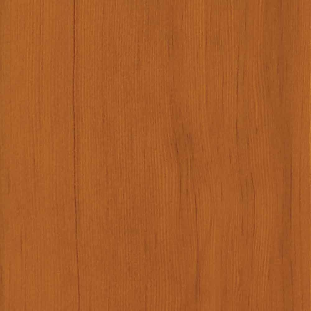Clopay 4 in. x 3 in. Wood Garage Door Sample in Fir with Natural 078 Stain