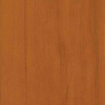 4 in. x 3 in. Wood Garage Door Sample in Fir with Natural 078 Stain