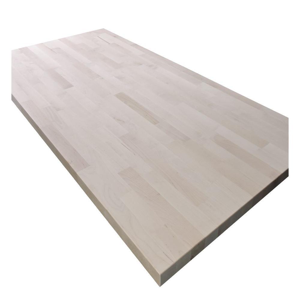 Edge-Glued Panel (Common: 21/32 in  x 18 in  x 6 ft