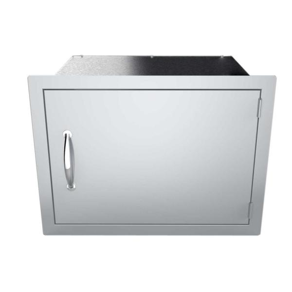 Classic Series 17 in. x 24. in 304 Stainless Steel Horizontal Dry Storage