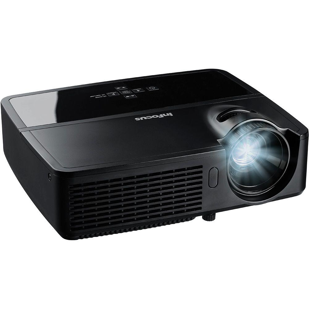 Infocus IN110 Series 1280 x 800 DLP Projector with 2700 Lumens-DISCONTINUED