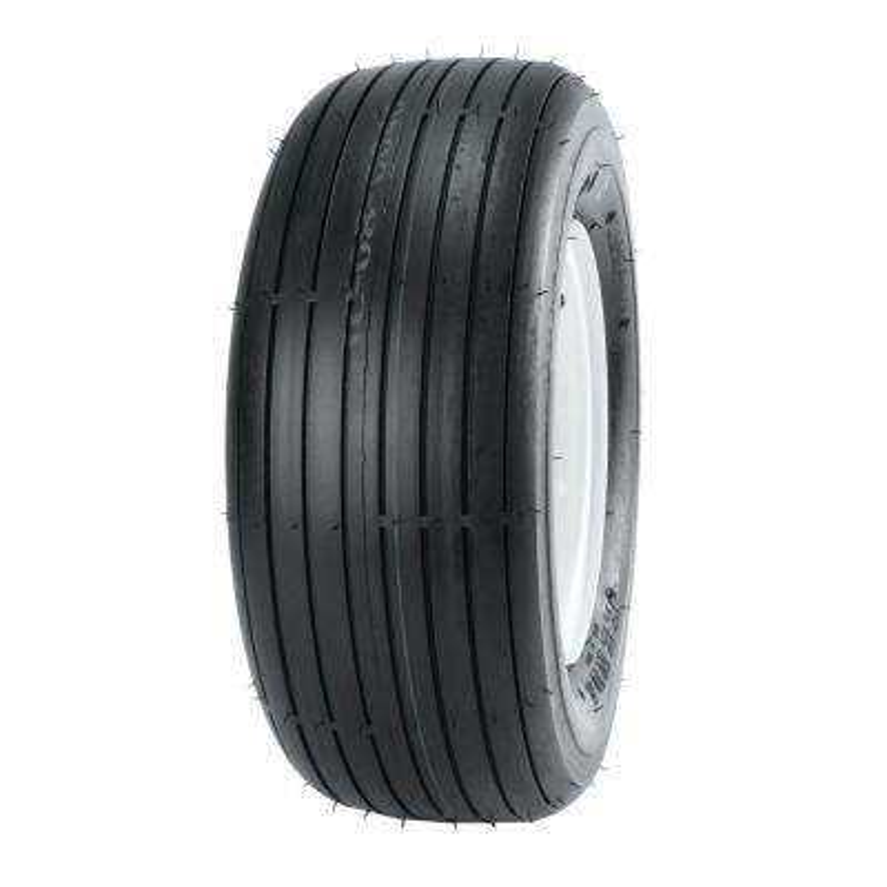 K401H Rib Tread 16X6.50-8 2-Ply Tire