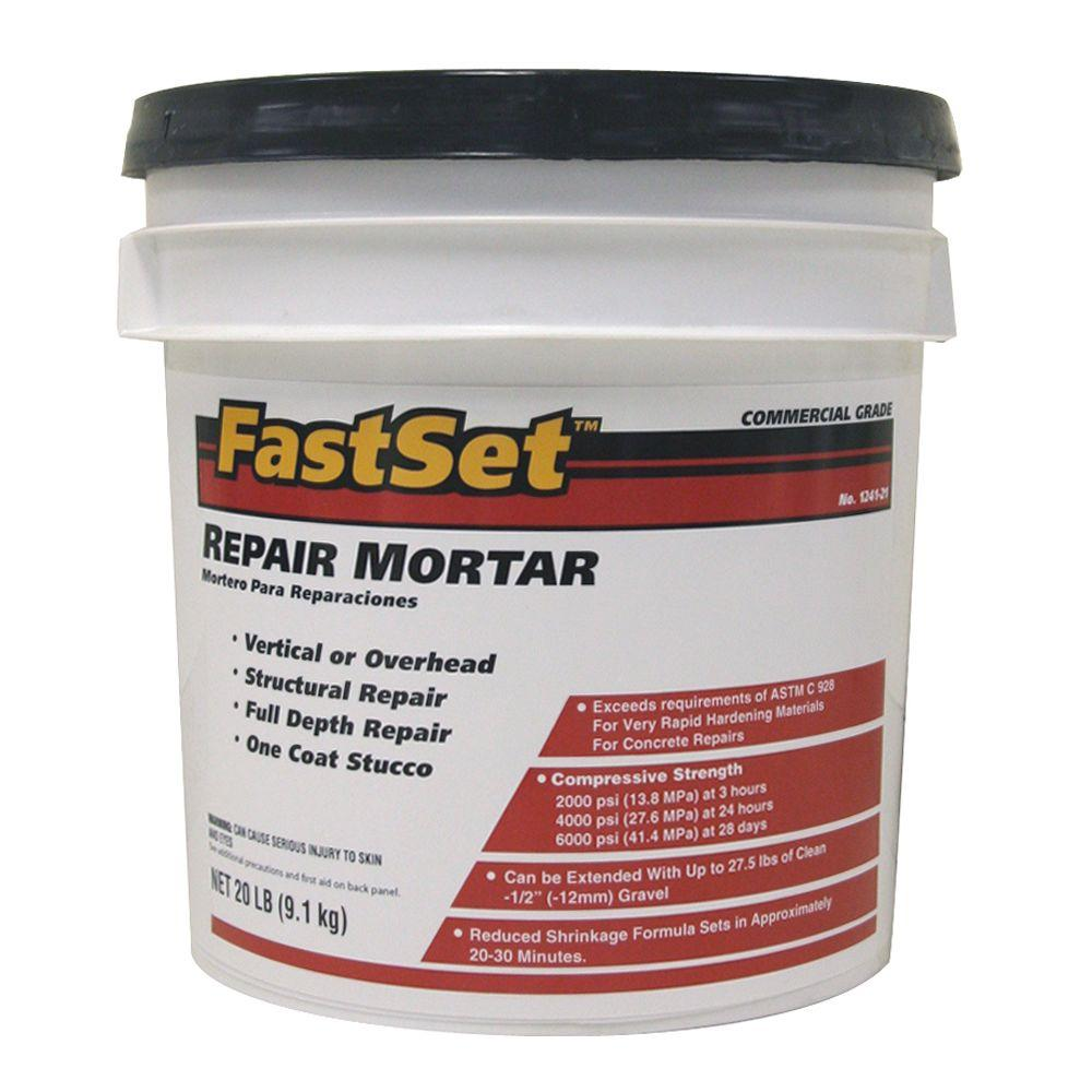 20 lb. Commercial-Grade Repair Mortar