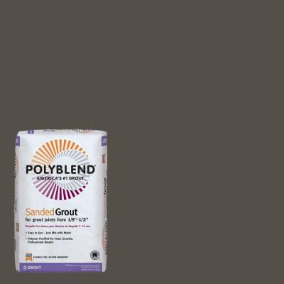 Polyblend #540 Truffle 25 lb. Sanded Grout