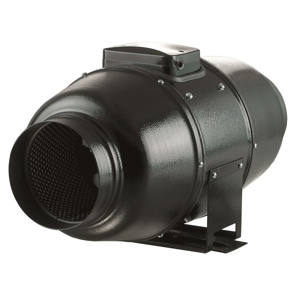 Vents 473 Cfm Power 8 In Energy Efficient Metal Mixed Flow Inline Duct Fan Tt Silent M 200 The Home Depot