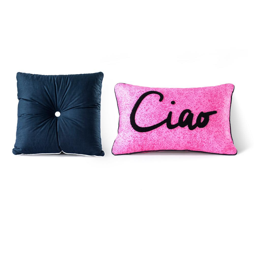 Santa Monica Decorative Pillows (Set of 2)