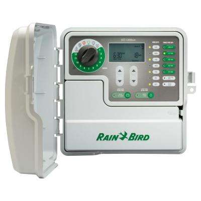 12-Station Indoor/Outdoor Simple-to-Set Irrigation Timer