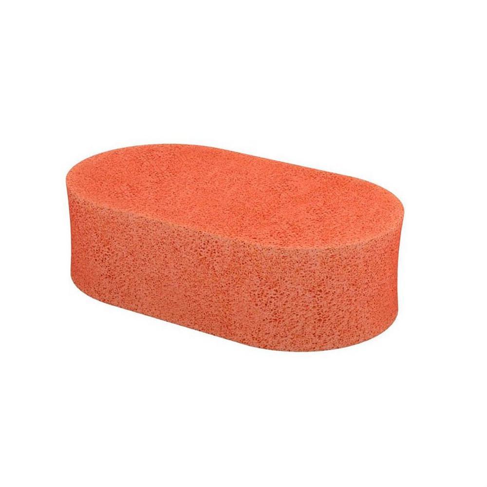 7 in. x 4 in. x 2 in. Plasterer's Sponge Rubber