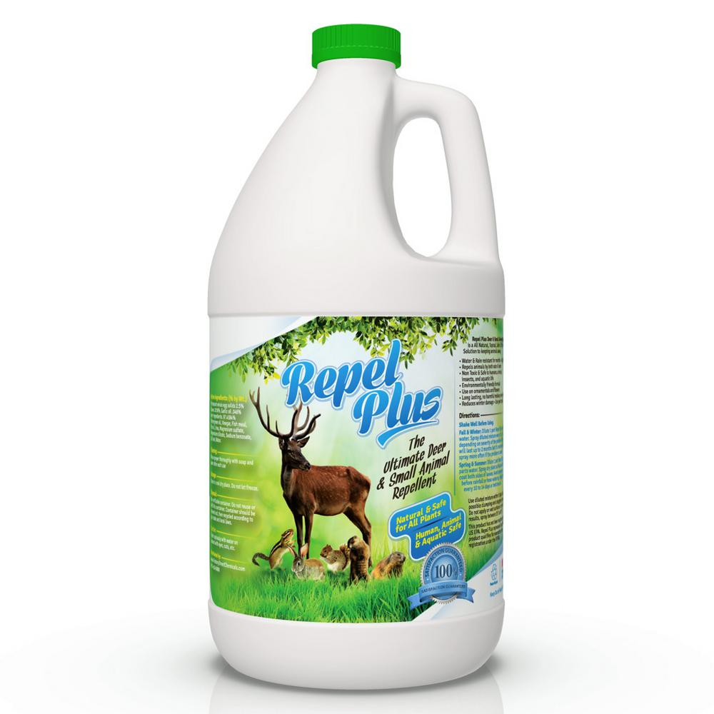 Eco Clean 1 Gal. Repel Plus Deer and Small Animal Repellent