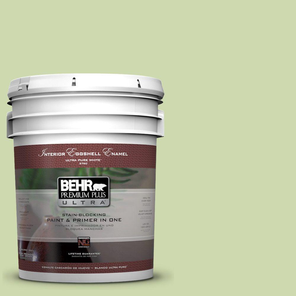 5-gal. #P370-3 Chameleon Skin Eggshell Enamel Interior Paint