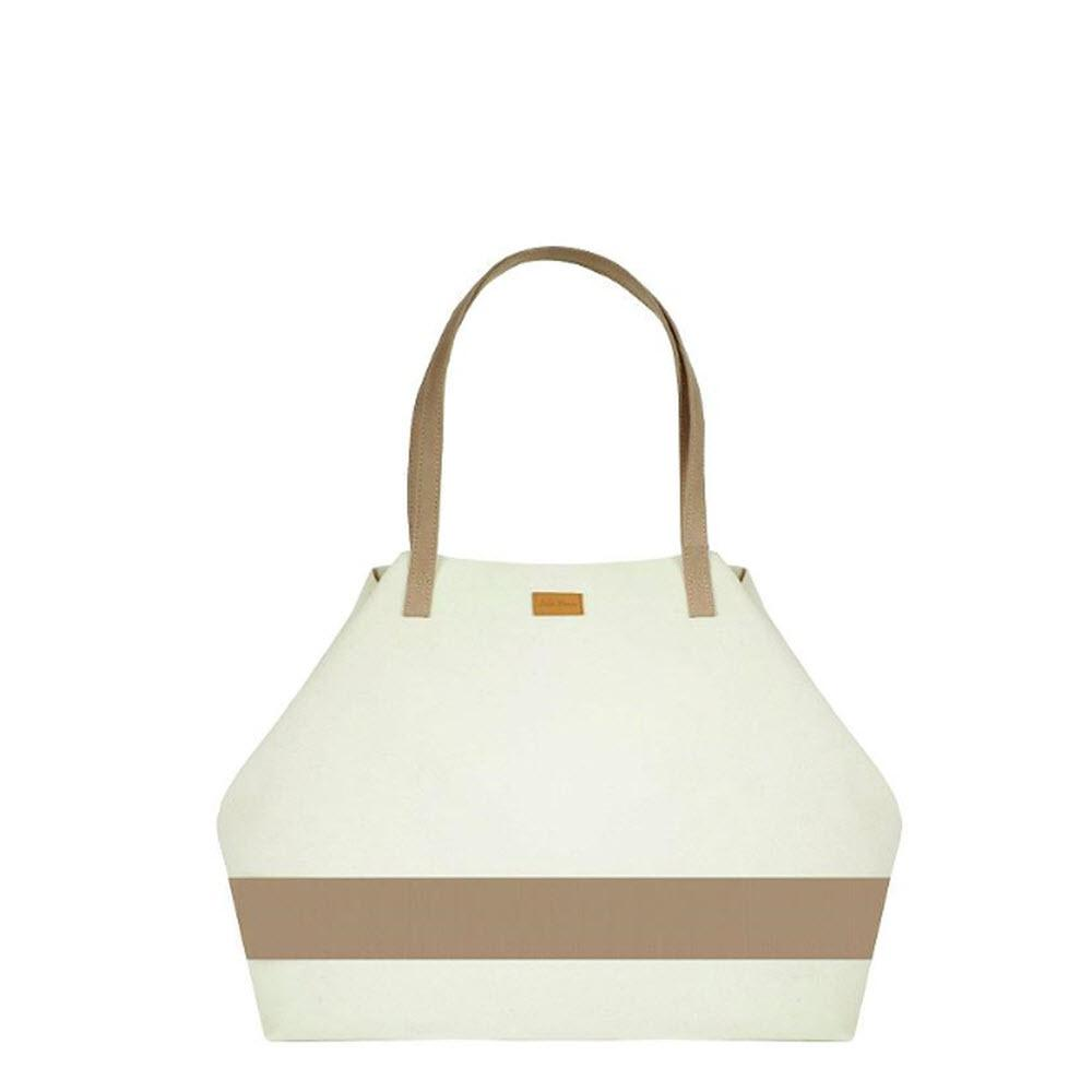 Home Decorators Collection Lucky Cream Tote 9427700400