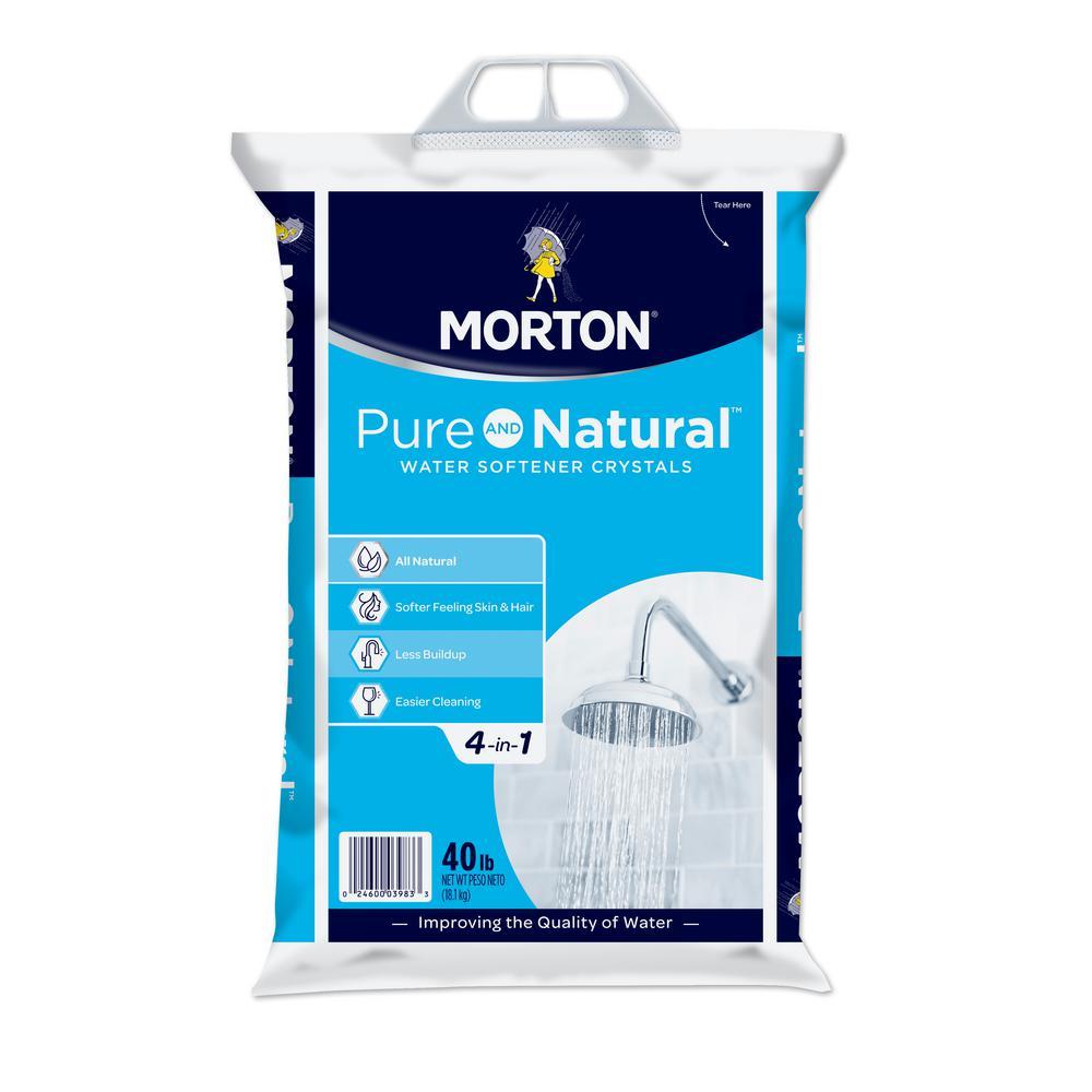 40 lb. Pure and Natural Water Softener Salt